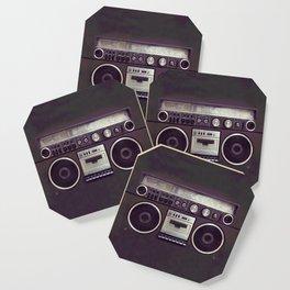 Retro Boombox Coaster