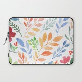 Sweet Flowers Laptop Sleeve