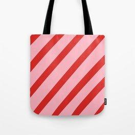 Reddy Stripes Tote Bag