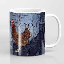 urban rooster Coffee Mug