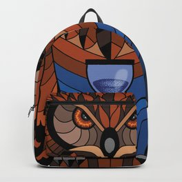Owl time Backpack
