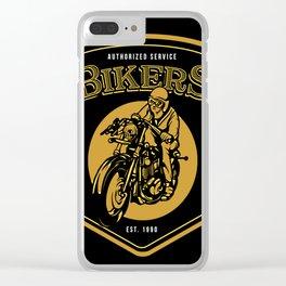 Sport Clear iPhone Case