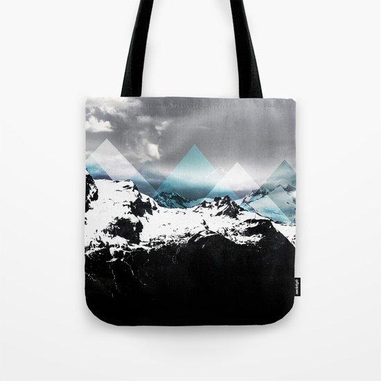 Mountains IV Tote Bag