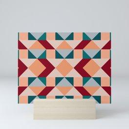 Geometric 10 Mini Art Print