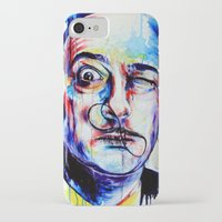 dreamer iPhone & iPod Cases featuring Dreamer by KlarEm
