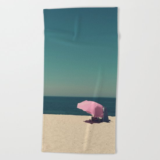 summer love Beach Towel