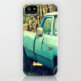 Ole' Blue iPhone Case