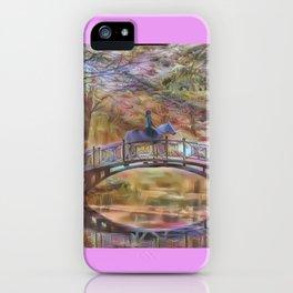 Bella Bridge iPhone Case