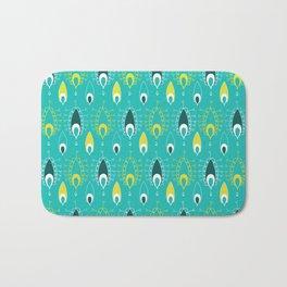 paisley pattern 4 Bath Mat