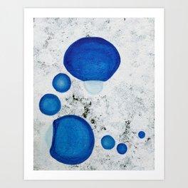 Bubble... Art Print