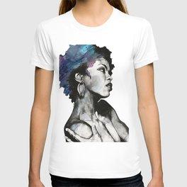 Miseducation: Lauryn Hill tribute portrait T-shirt