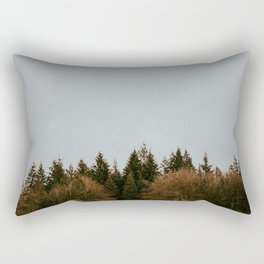 Wild Mountain Thyme Rectangular Pillow