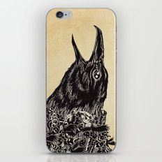 CROW-ded iPhone & iPod Skin
