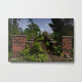 Stairway to where Metal Print