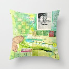 togther Throw Pillow