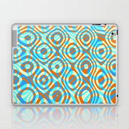Mixed Polyps Orange - Coral Reef Series 038 Laptop & iPad Skin