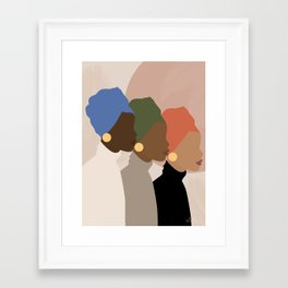 Homebound Framed Art Print