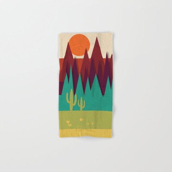 Arizona Hand & Bath Towel