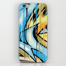 Drips war iPhone & iPod Skin