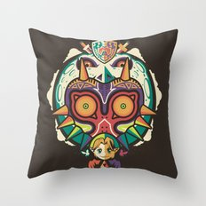 A Terrible Fate Throw Pillow