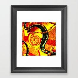 PCP v.3 Framed Art Print