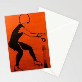 Manhattan Mayhem Stationery Cards