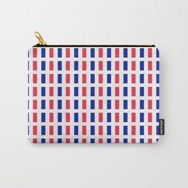 Flag of France 2- France, Français,française, French,romantic,love,gastronomy Carry-All Pouch