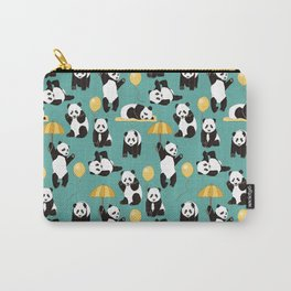 Panda Play Carry-All Pouch