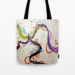 Tocatta and Fugue Tote Bag