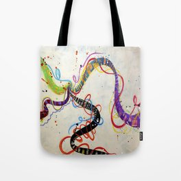 Tocatta and Fugue Tote Bag