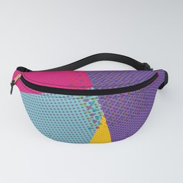 Colorblock - geometric minimal Fanny Pack