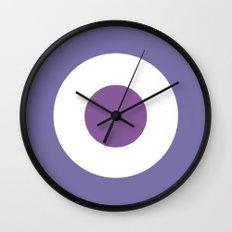Hawkeye Wall Clock