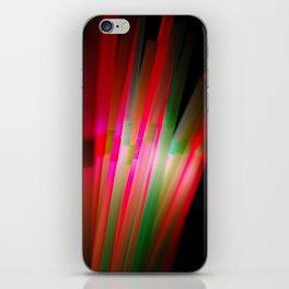 Plastic Jungle iPhone Skin