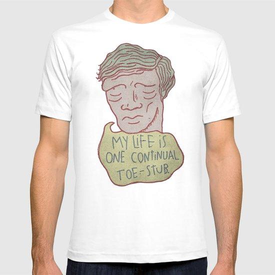 TOE STUBS 4EVR T-shirt