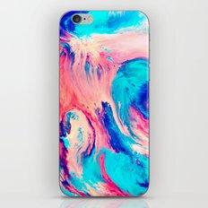 Spill iPhone & iPod Skin