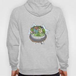 Beverley Above The Clouds Hoody