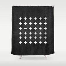 Amiss Shower Curtain