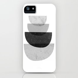 Abstract Graphic iPhone Case