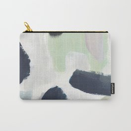 For You Blue Carry-All Pouch