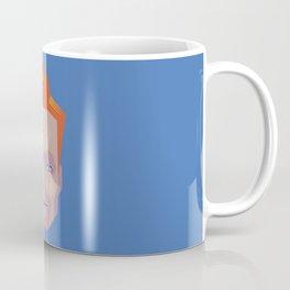 Geometric Conan Coffee Mug