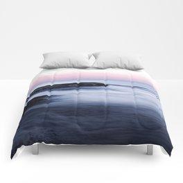 Misty Sea Comforters