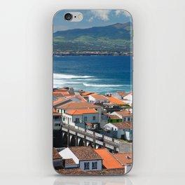 Sao Miguel island iPhone Skin