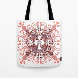 Pink mandala. Tote Bag