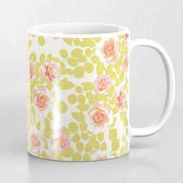 rose garden pink Coffee Mug