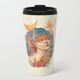 LADY Metal Travel Mug