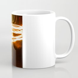 Fire Dancers Coffee Mug