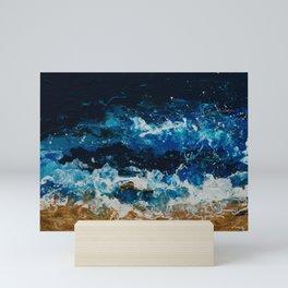 Stormy Mini Art Print