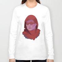 arsenal Long Sleeve T-shirts featuring Roy Harper by Sbrasi