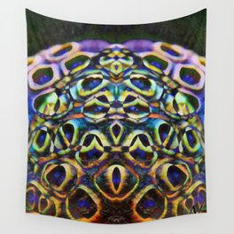 Fomenting Wall Tapestry