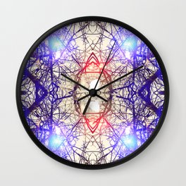 Braches #3 Wall Clock